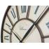 2059-5 Ferforje Küçük Boy Vintage Duvar Saati