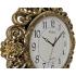 8501 G2 Metalize Kaplama Oymalı Duvar Saati