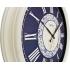 9108 W2 Beyaz Kasa Büyük Boy Duvar Saati