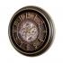 9119 B2 Büyük Boy İskelet Kadran Retro Duvar Saati