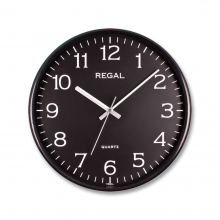 0250 BB Slim Line Wall Clock