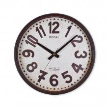 0265 B2 Vintage İnce Seri Duvar Saati