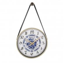 0634 W5 Retro Kayışlı Küçük Boy Duvar Saati
