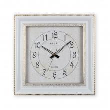 1382 WG2 Lake Beyaz Duvar Saatı