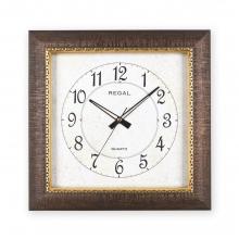 1387 AG2 Rölyef Desen Duvar Saatı