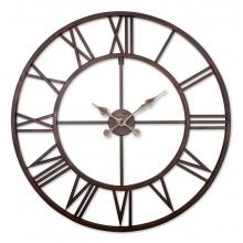 2688 A Ferforje 76 Cm. İskelet Duvar Saati