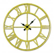 2688 Y Ferforje 76 Cm. İskelet Duvar Saati