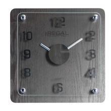 29098 B Ahsap, Parlak Rakamlı Duvar Saatı