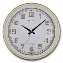 9108 W3 Beyaz Kasa Büyük Boy Duvar Saati
