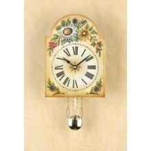 GQ 300 Black Forest Pendulum Clock Quartz Movement 18 Cm.