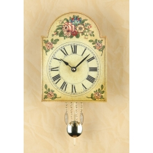 GQ 303 Black Forest Pendulum Clock Quartz Movement 18 Cm.