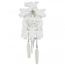 GQ 351/20 Guguklu 35 Cm. Kuşlu (beyaz) Pilli