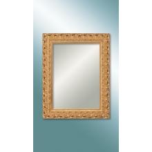M 1624 G 7090 Carved Wooden Mirror