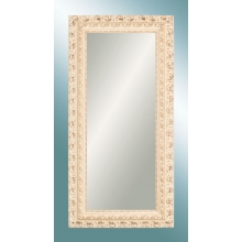 M 1624 W 60120 Carved Wooden Mirror