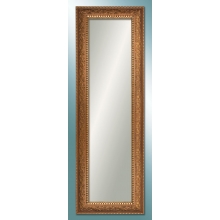 M 1654 A 50150 Synthetic Leaf Pattern Mirror